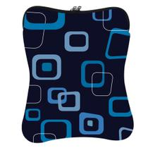 Capa Para Notebook Fit Azul c/ estampas - NewLink - Newex