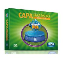 Capa para Piscina 2400 L Splash Fun Mor - 2,40m