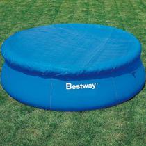 Capa para Piscina 244 cm Fast Set - Azul Bestway -