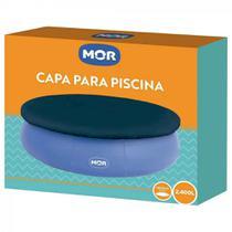 Capa para Piscina Inflavel Redonda 2400 Litros com 2.60m de Diametro  Mor -