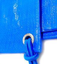 Capa Para Piscina Leve Prática + Kit Instalação -6x3 - Proteção 300