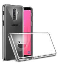 Capa para Samsung Galaxy J8 2018 e Pelicula de Vidro - Cell Case