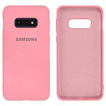 Capa para Samsung Galaxy S10E   Silicone Aveludada -