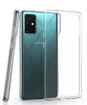 Capa para Samsung Galaxy S20 Ultra 6.9 + Pelicula de Gel Tela Toda - Cell Case