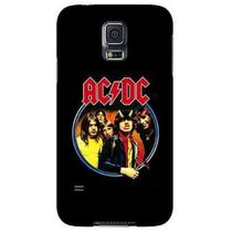 Capa Para Samsung S5 Customic Ac/dc Highway To Hell Ref Cpcsgs50006