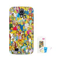 Capa para Smartphone Iwill Galaxy S4, The Simpsons, SIMP-S401 -