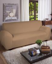 Capa para sofá 2 lugares malha gel - Arte Cazza