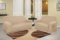 Capa para sofá bem estar 2 e 3 lugares - adomes - Niazi