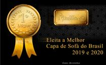 Capa para Sofá de 1 lugar em Acquablock Impermeável Resistente Para Casa Cachorro Gatos Criança - Brasileo Decoração