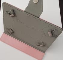 """Capa para tablet 7"""" rosa - Marca Sukram -"""