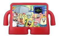 Capa Para Tablet Samsung Galaxy Tab A7 10.4 2020 T500 /t505 Iguy Vermelha - Fam