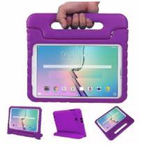 Capa Para Tablet Samsung Galaxy Tab E 9.6 - Roxo - Aloa