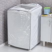 Capa Para Vários Modelos De Máquina De Lavar Roupa No Tamanho P = 57cm x 63cm x 91cm - Tutti Casa