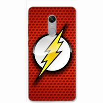 Capa para Xiaomi Redmi Note 4/4X The Flash 04 - Quero case