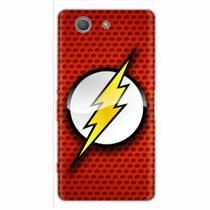 Capa para Xperia Z3 Compact The Flash 04 - Quero case