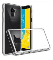 Capa + Pelicula de Vidro para Samsung Galaxy J6 2018 - Cell Case