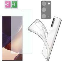 Capa Película Flexível Protetor Camêra Gel Samsung Note 20 - Highquality
