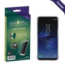 Capa + Película Hprime Samsung Galaxy S8 Plus/ S8+ - Curves -
