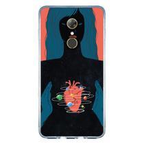 Capa Personalizada Alcatel A7 - Artísticas - FN01 - Drkappa