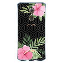 Capa Personalizada Alcatel A7 - Floral - FL25 - Drkappa