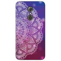 Capa Personalizada Alcatel A7 - Mandala - AT80