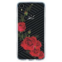 Capa Personalizada Alcatel Idol 3 - Floral - FL32 - Drkappa