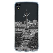 Capa Personalizada Alcatel Idol 3 - Torre Eiffel - MC13 - Drkappa