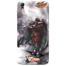 Capa Personalizada Alcatel Idol 4 5.2 - Street Fighter Mr. Bison - SF13 - Pineng