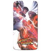 Capa Personalizada Alcatel Idol 4 5.2 - Street Fighter - SF01 - Pineng