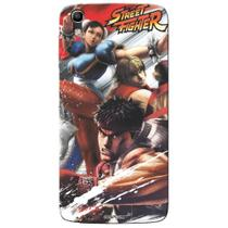 Capa Personalizada Alcatel Idol 4 5.2 - Street Fighter - SF02 - Pineng