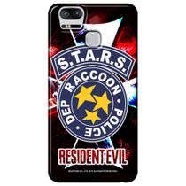 Capa Personalizada Asus Zenfone 3 Zoom ZE553KL - Resident Evil S.T.A.R.S - RD05