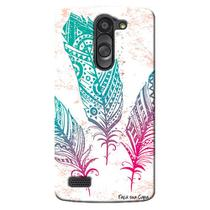 Capa Personalizada Exclusiva Lg L Prime D337 D335 Com Tv Digital - AT08