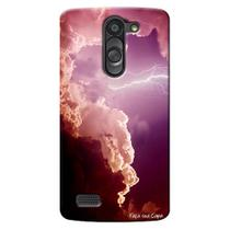 Capa Personalizada Exclusiva Lg L Prime D337 D335 Com Tv Digital - AT32 -