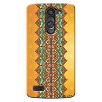 Capa Personalizada Exclusiva Lg L Prime D337 D335 Com Tv Digital - AT83