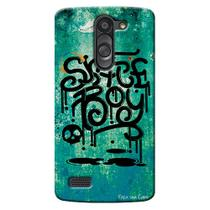 Capa Personalizada Exclusiva Lg L Prime D337 D335 Com Tv Digital - AT90