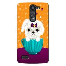 Capa Personalizada Exclusiva Lg L Prime D337 D335 Com Tv Digital - DE03