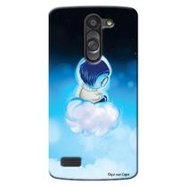 Capa Personalizada Exclusiva Lg L Prime D337 D335 Com Tv Digital - DE12