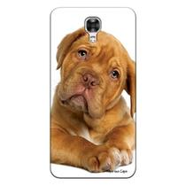 Capa Personalizada Exclusiva LG X Screen Cachorro - PE43 -