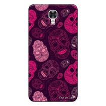 Capa Personalizada Exclusiva LG X Screen Caveira - CV11 -