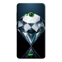 Capa Personalizada Exclusiva Microsoft Lumia 535 - AT34 -