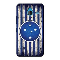 Capa Personalizada Exclusiva Microsoft Lumia 640 XL Cruzeiro - FT04