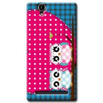 Capa Personalizada Exclusiva Sony Xperia T2 Ultra Dual D5322 - MN03