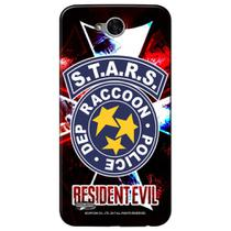 Capa Personalizada LG K10 Power  - Resident Evil S.T.A.R.S RPD - RD05