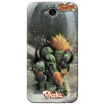Capa Personalizada LG K10 Power  - Street Fighter Blanka - SF12