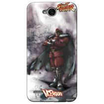 Capa Personalizada LG K10 Power  - Street Fighter Mr. Bison - SF13