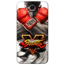 Capa Personalizada LG K10 Power  - Street Fighter Ryu - SF05