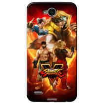 Capa Personalizada LG K10 Power  - Street Fighter V - SF06