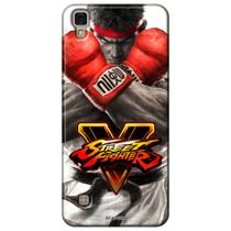Capa Personalizada LG X Power K220 - Street Fighter Ryu - SF05