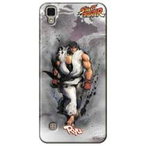 Capa Personalizada LG X Power K220 - Street Fighter Ryu - SF08