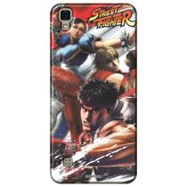 Capa Personalizada LG X Power K220 - Street Fighter - SF02